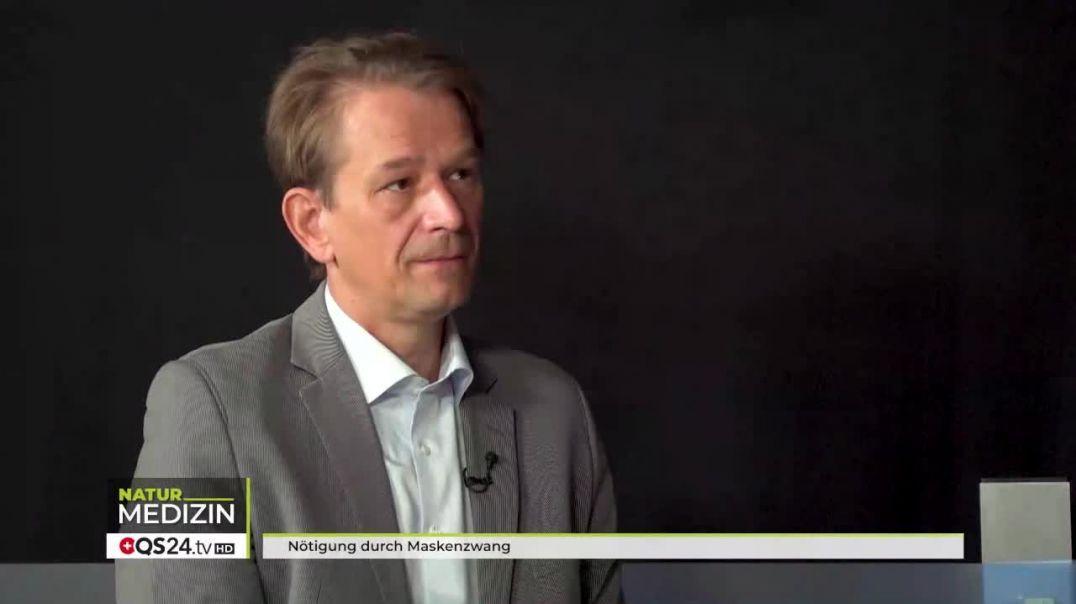 Nötigung durch Maskenzwang? (QS24.tv) | Im Gespräch mit Dr. Bodo Schiffmann