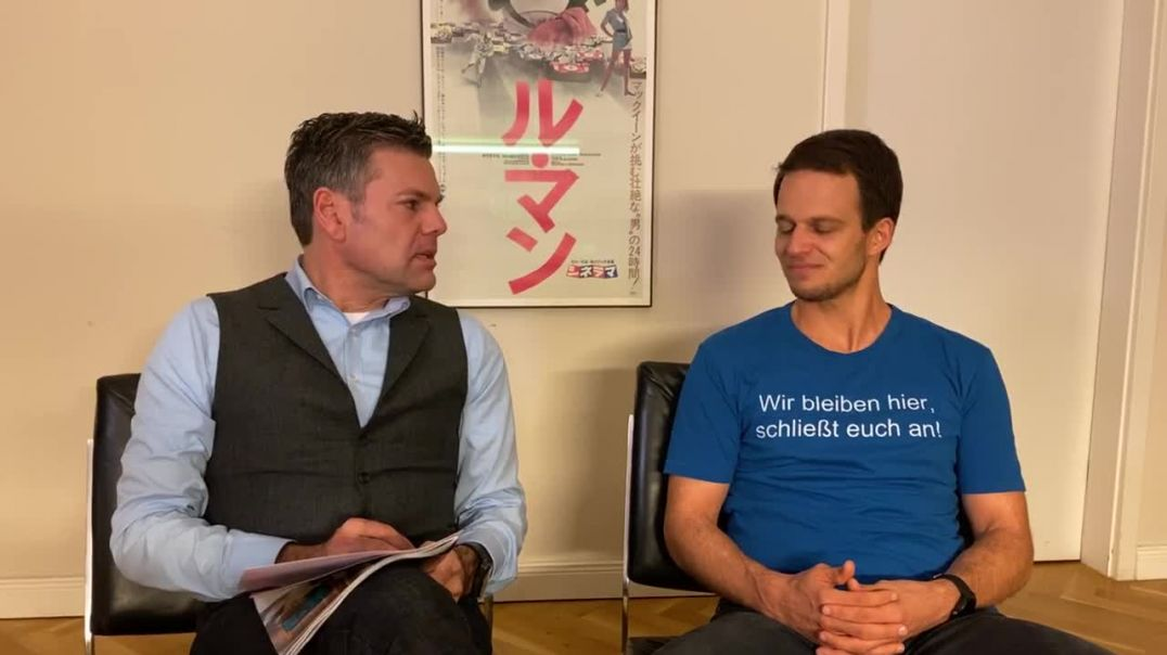 KenFM am Set- Rechtsanwalt Markus Haintz von Querdenken711 zu seiner Festnahme i