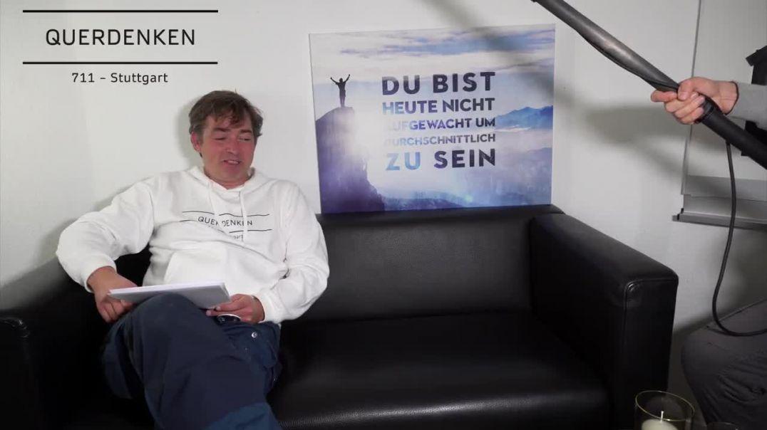 WDR - Interview mit Michael Ballweg