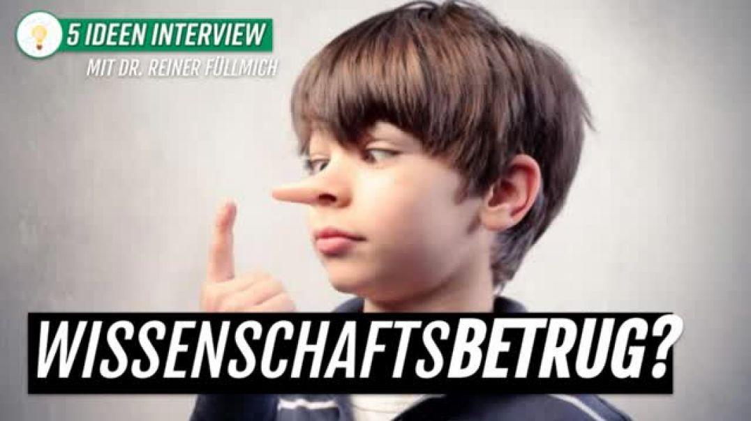 ⚠️Wissenschaftsbetrug und Korruption_ Der Fall Drosten - Interview mit RA Reiner_Full-HD-mc