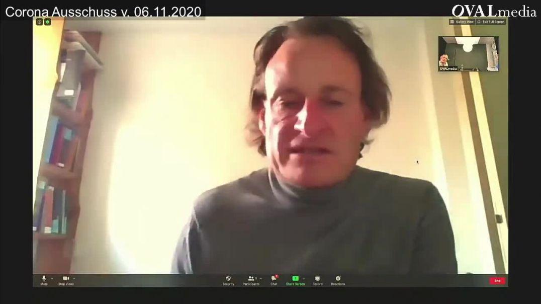 Jeroen Pols: Die Situation in Holland (Corona Ausschuss)