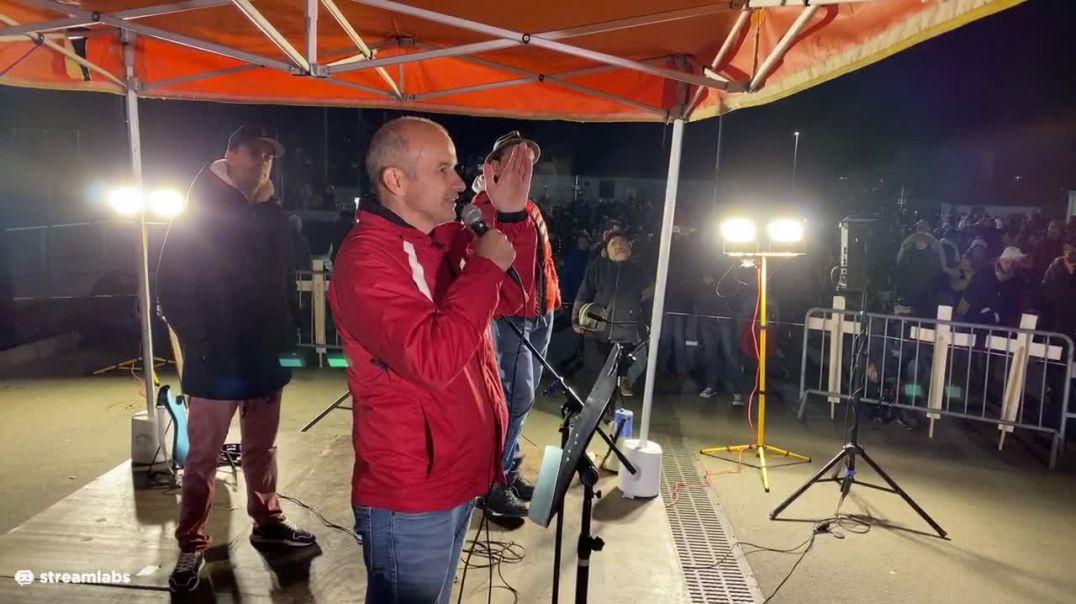 LIVE - Demo in Sinsheim