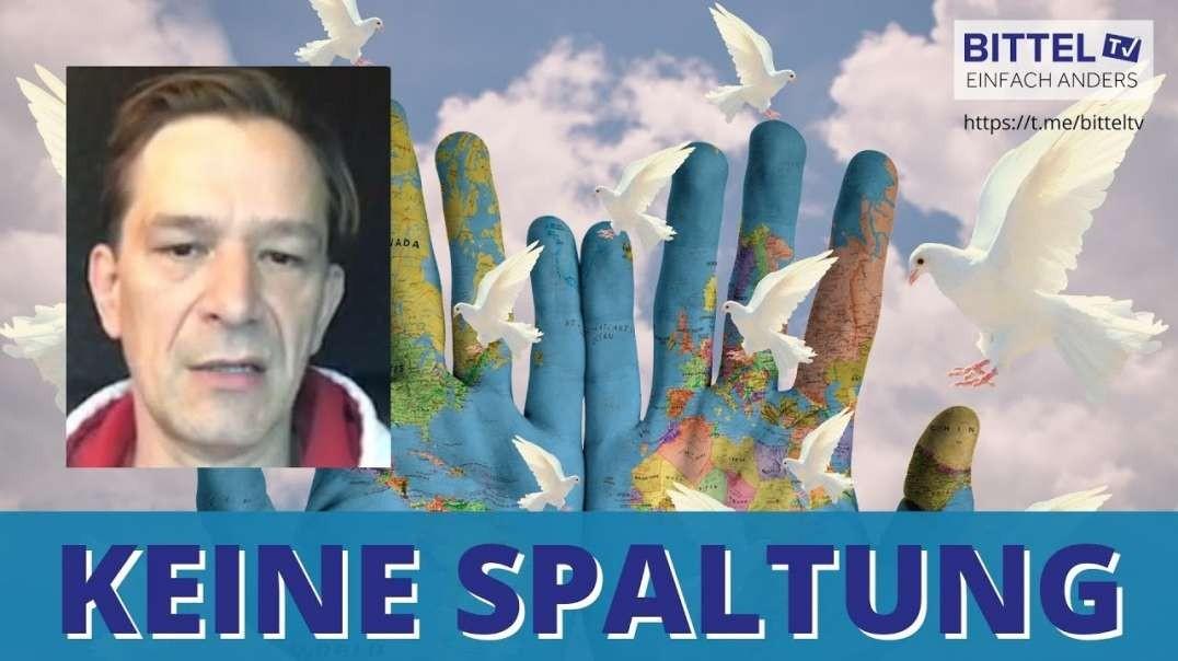 LIVE - Austausch mit Bodo Schiffmann - Keine Spaltung