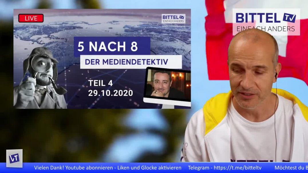 LIVE - Der Mediendetektiv - Teil 4