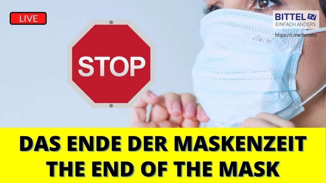 Live - Das Ende der Maskenzeit - The end of the Mask