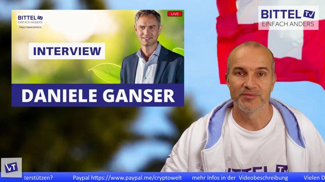 Ankündigung Daniele Ganser und weitere wichtige Infos betreffend Zensur