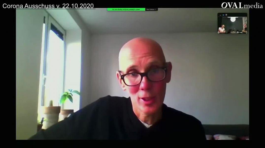 Journalist Torsten Engelbrecht über Ferguson, Fauci, Leopoldina & Streeck (Corona Ausschuss)