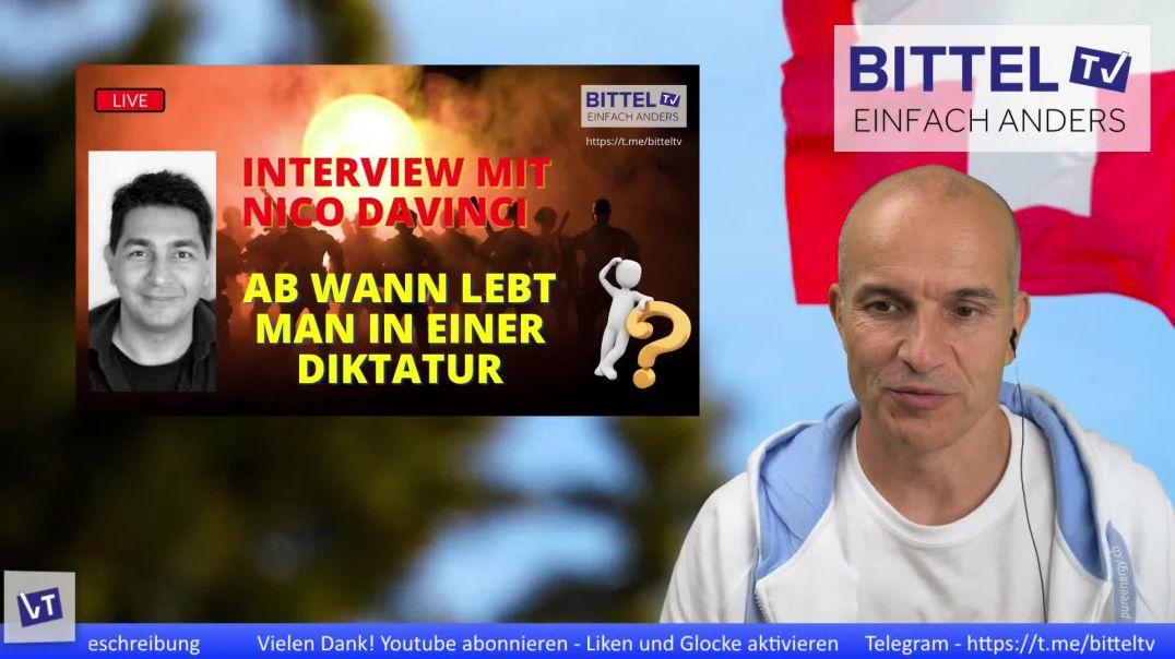 LIVE - Ab wann lebt man in einer Diktatur Interview mit Nico DaVinci