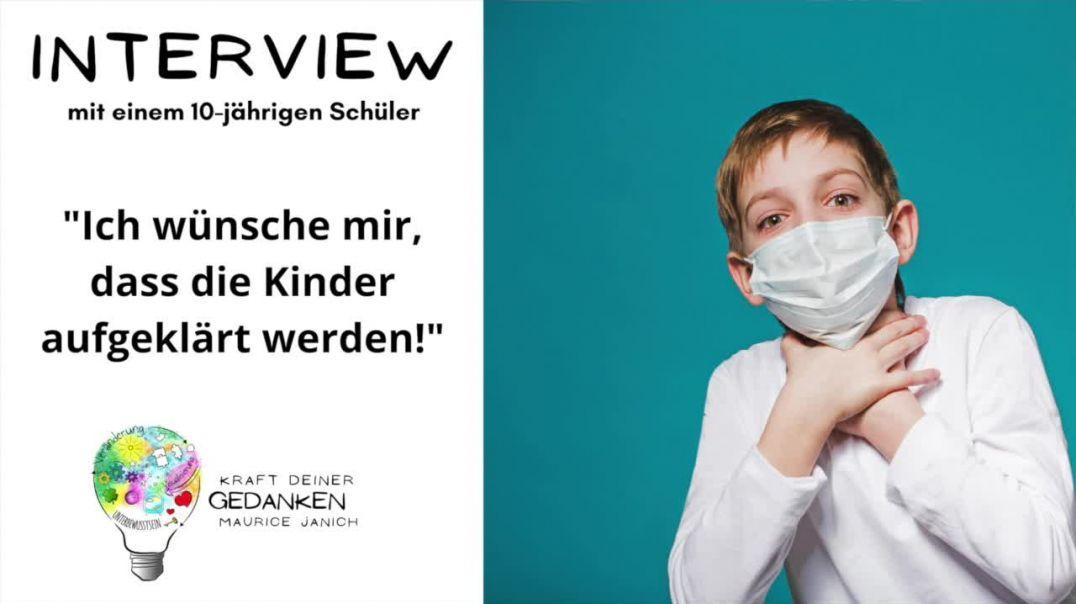 Die PSYCHE der KINDER leidet – ein Interview mit Tränen…