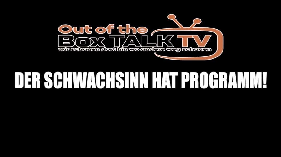 DER SCHWACHSINN HAT PROGRAMM #01
