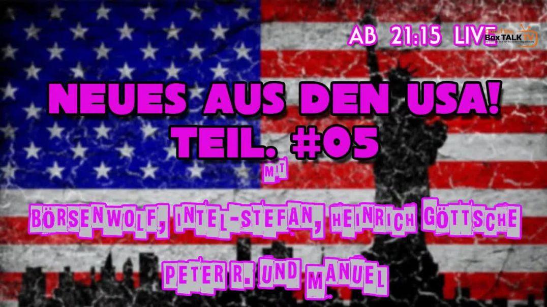 Das Wort zum Tage Spezial #11 mit Börsenwolf, Intel-Stefan, Heinrich Göttsche, Peter R und Manuel
