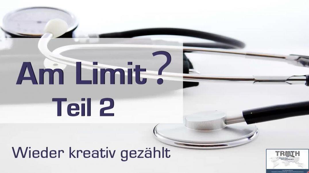 Am Limit? Teil 2: Wieder kreativ gezählt