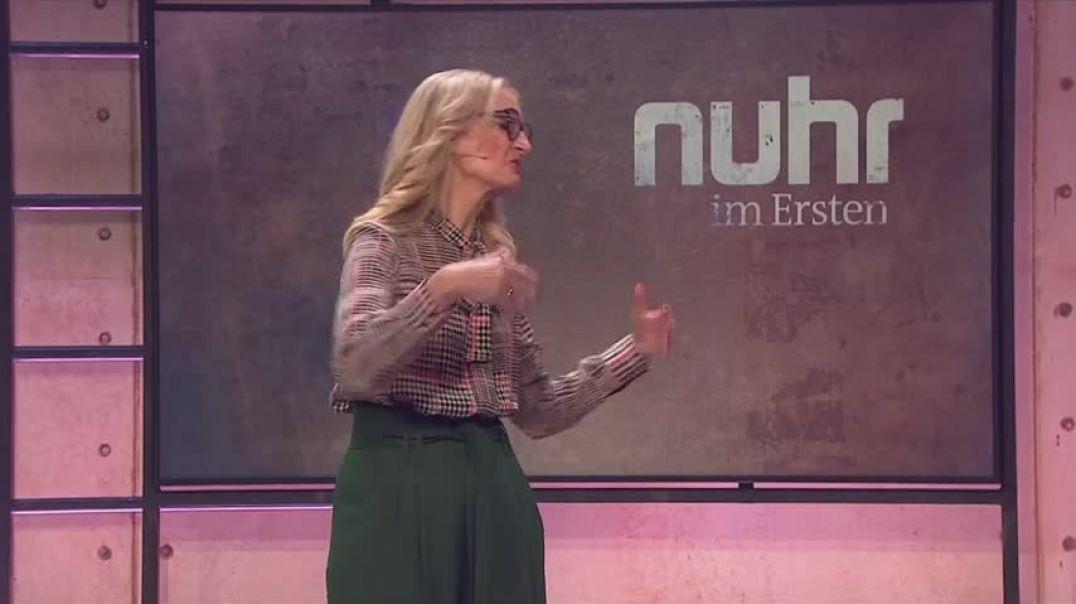 Monika Gruber am 26. November 2020   Nuhr im Ersten