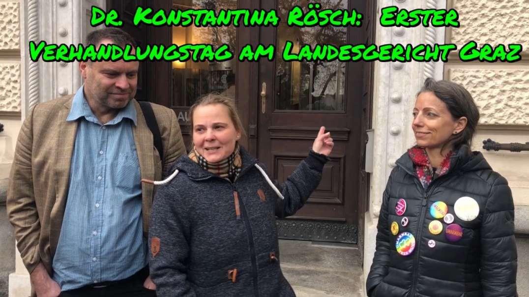2020-12-18-Erster Verhandlungstag von Dr. Konstantina Rösch im Landesgericht Graz