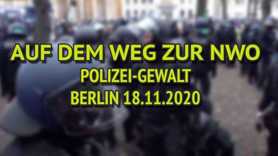 Auf dem Weg zur NWO! ++ Polizeigewalt in Deutschland!