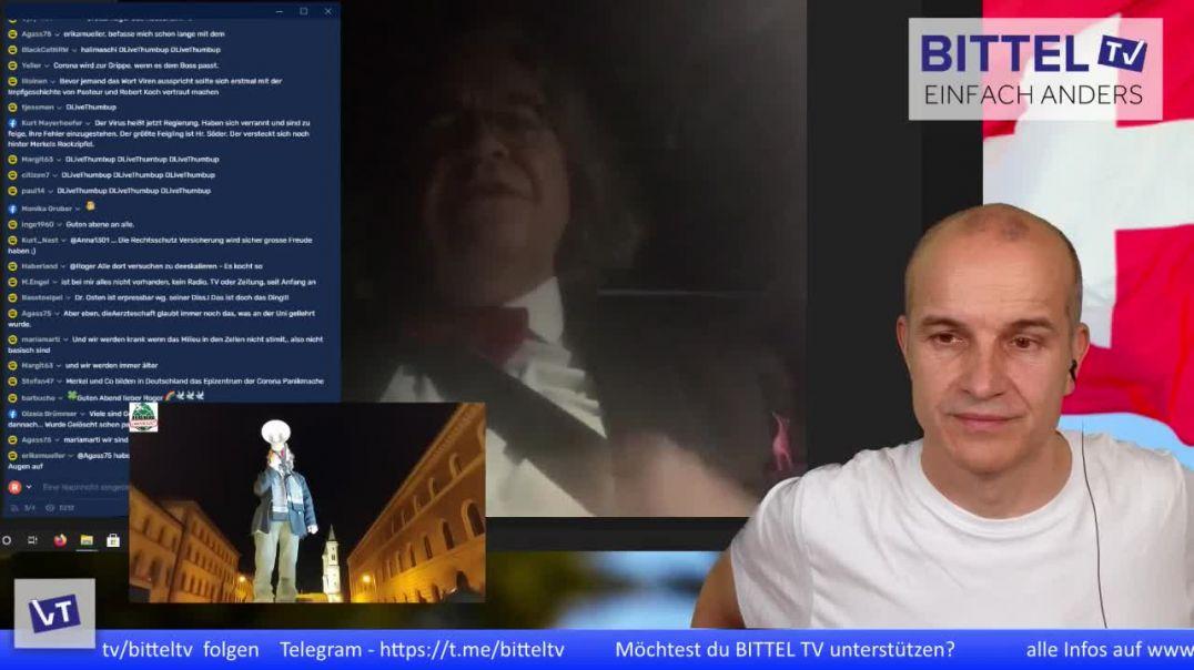 LIVE - Interview mit Heinrich Fiechtner