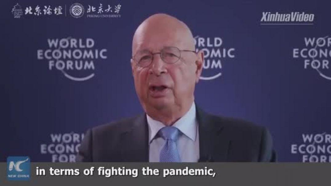 WEF World Economic Forum ......made in China ?
