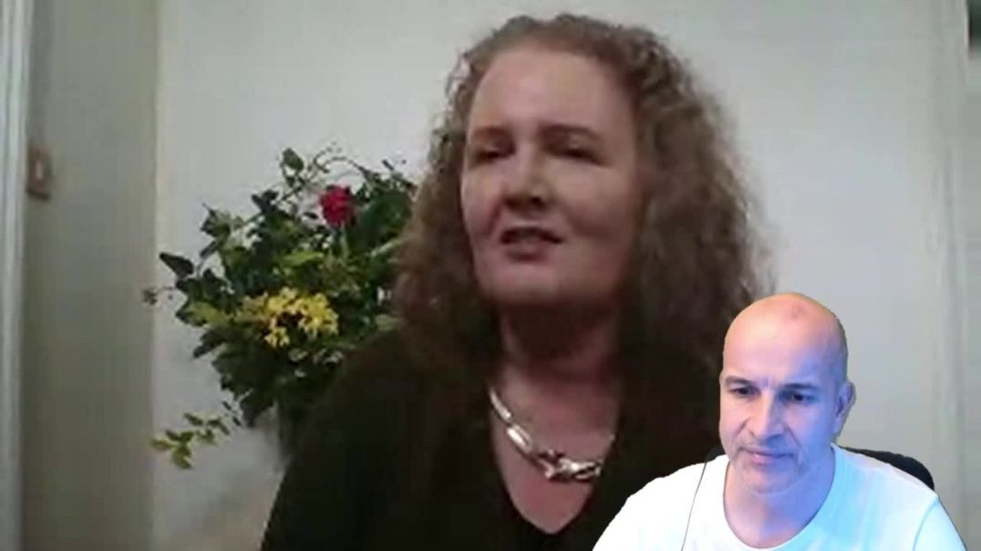 LIVE - Interview mit Dolores Cahill