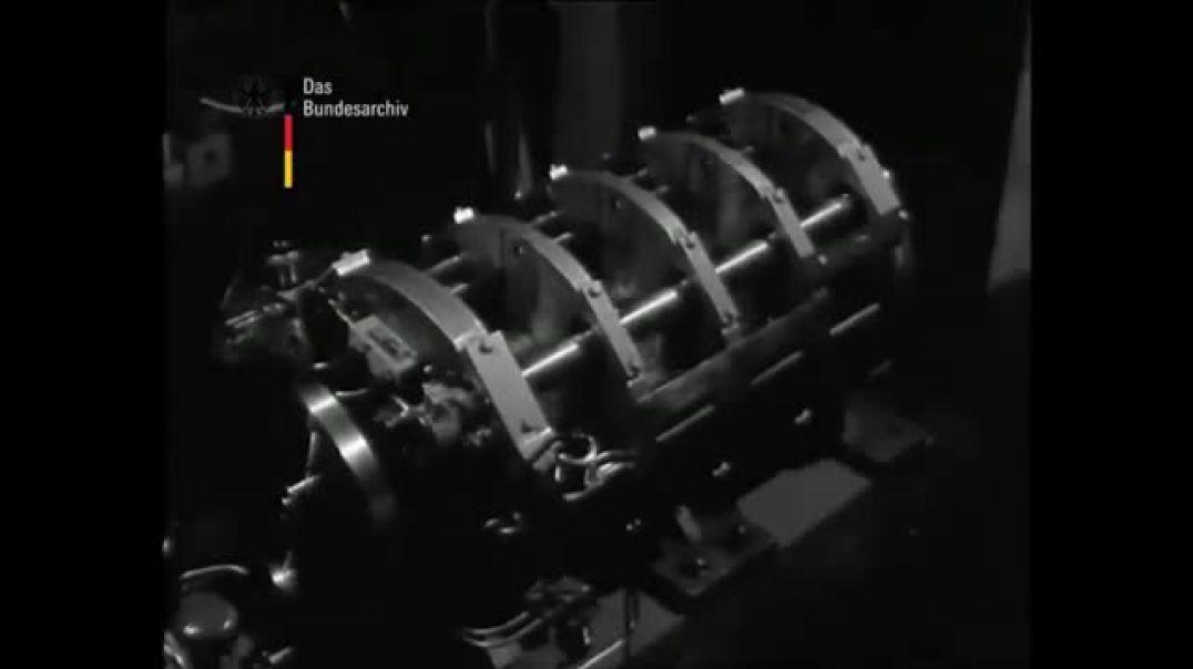 Magnetmotor - UFA - Wochenschau vom 08.02.1966