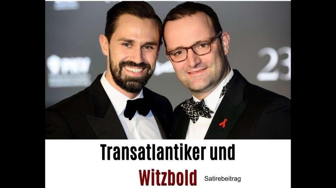 Jens Spahn - Transatlantiker und Witzbold