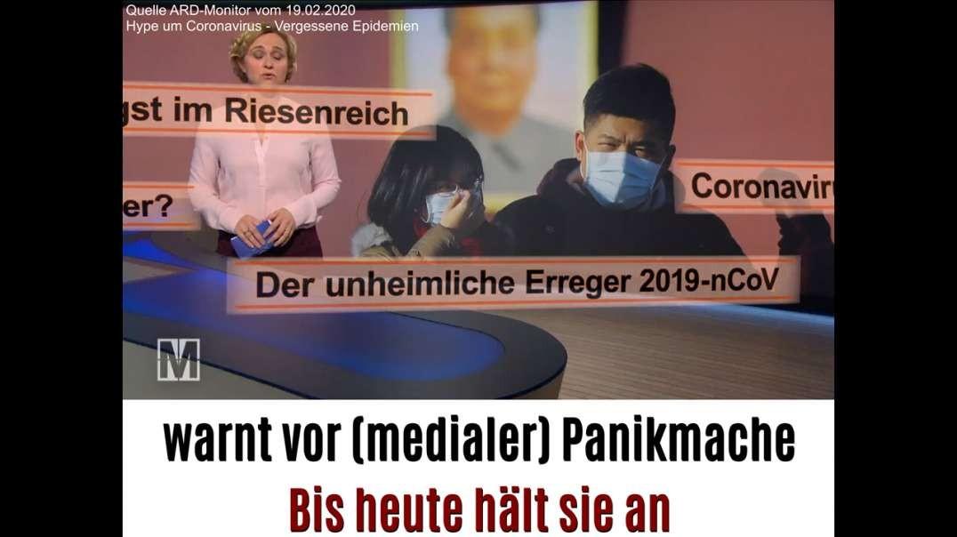ARD Bericht warnt vor Panikmache