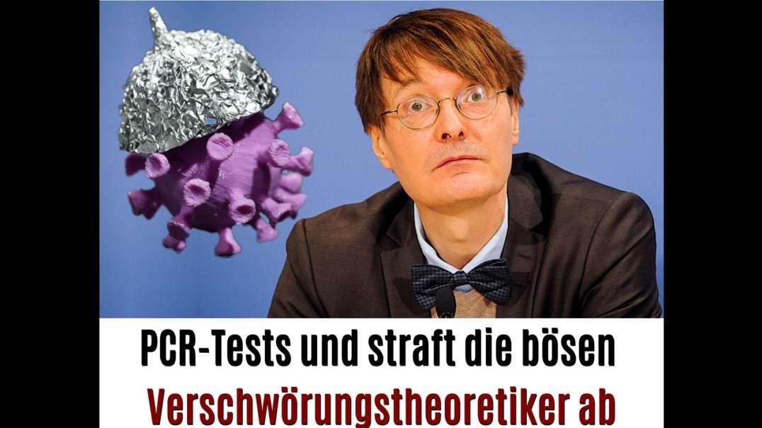 Lauterbach und die PCR-Tests