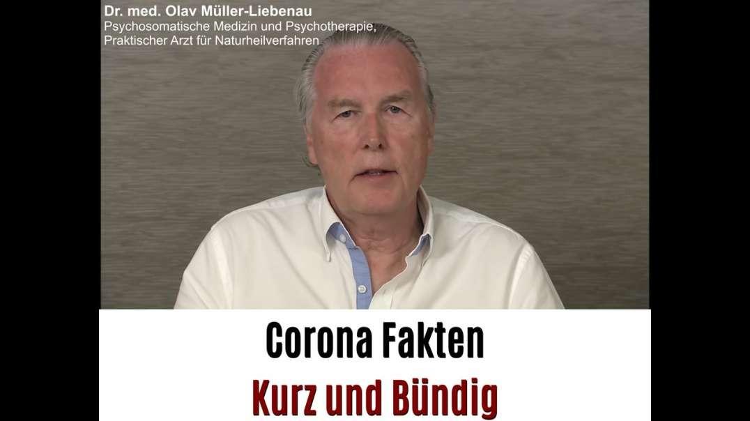 Ärzte für Aufklkärung - Corona Fakten kurz und bündig