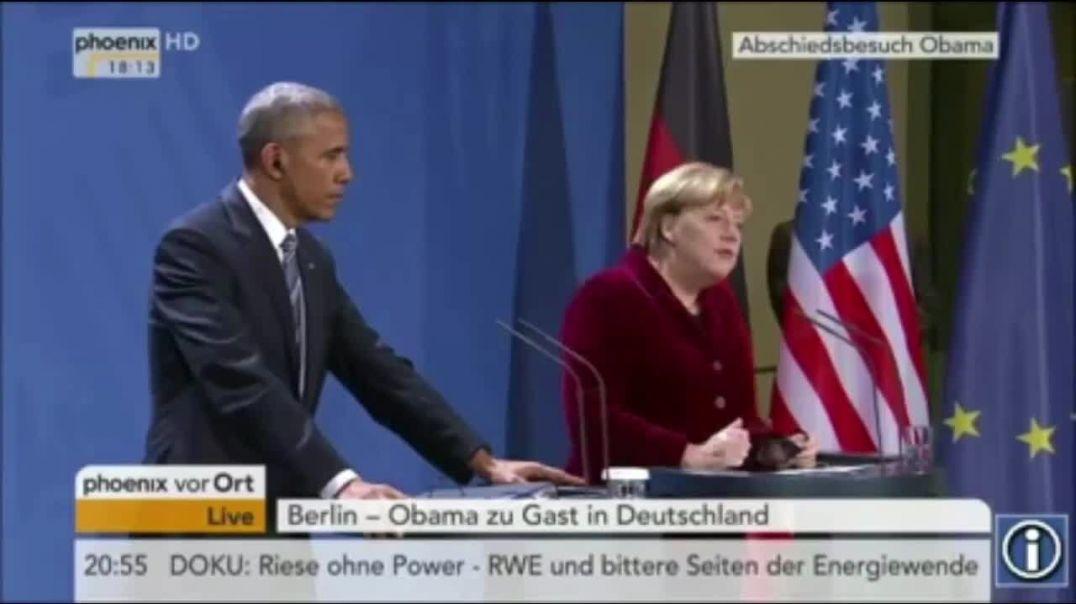 """Merkel zu - """"Wir sind das Volk..."""" - DDR 2.0"""