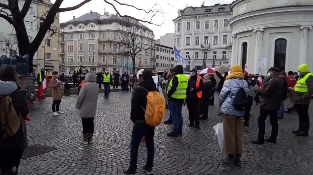 DEMO in Baden am 29. Jänner 2021: Rede von Schülervertreter
