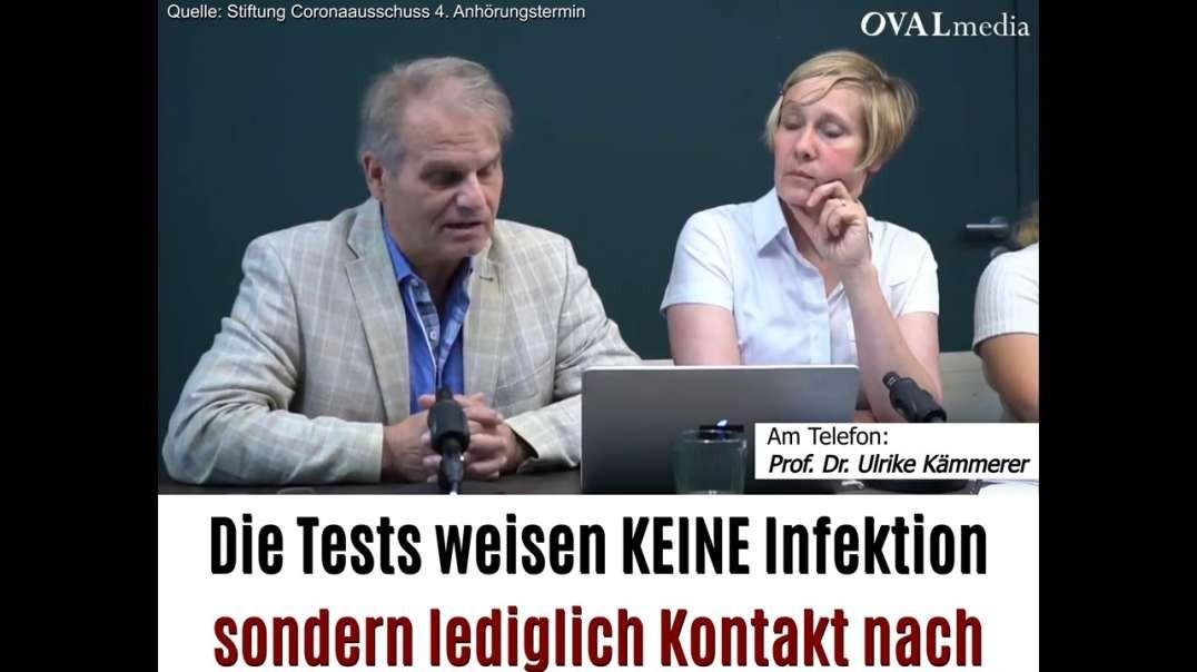 PCR-Test weist keine Infektion sondern lediglich Kontakt nach