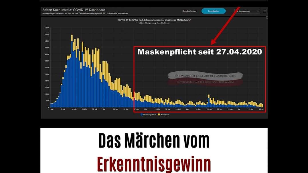 """Masken - Das Märchen vom """"Erkenntnisgewinn"""""""