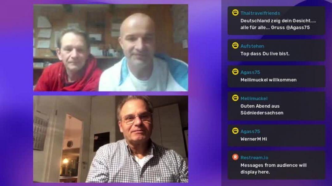 LIVE - Zusammenfassung Corona Ausschuss mit Reiner Fuellmich