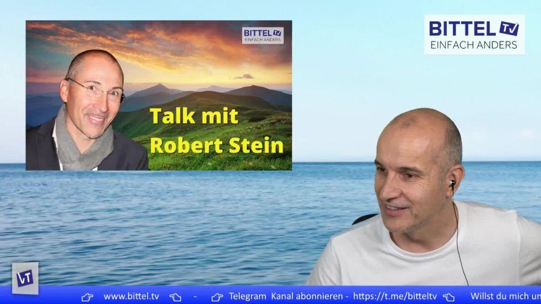 LIVE - Talk mit Robert Stein