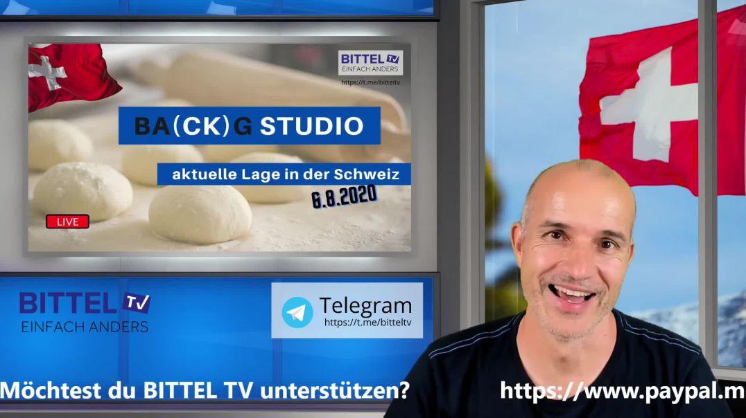 Live - BA(ck)G STUDIO - aktuelle Lag in der Schweiz - 6