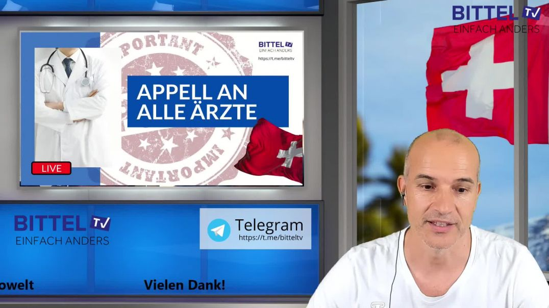 LIVE - Appell an alle Ärzte - Interview mit Andreas Heisler und Rainer Schregel