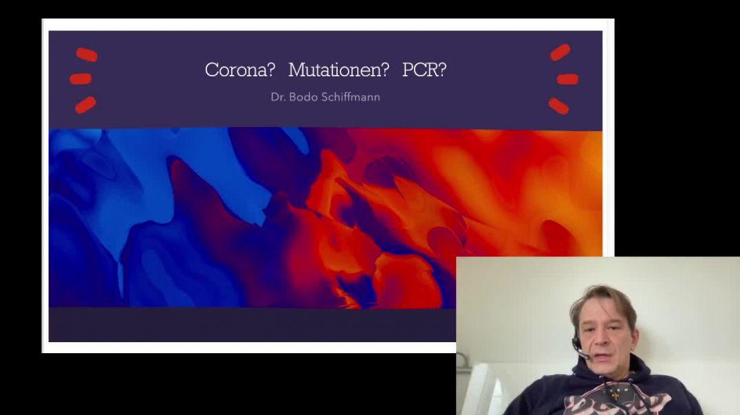 Corona Mutationen und PCR-Deutsch Bodo Schiffmann-1