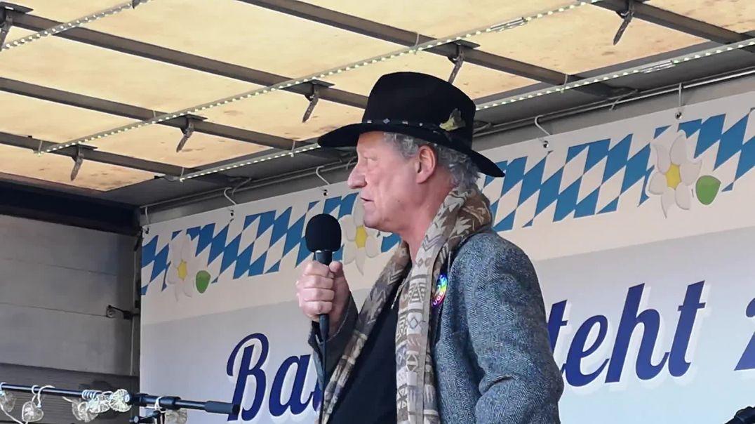Karl Hilz Demo Wasserburg a.I. vom 21.02.21