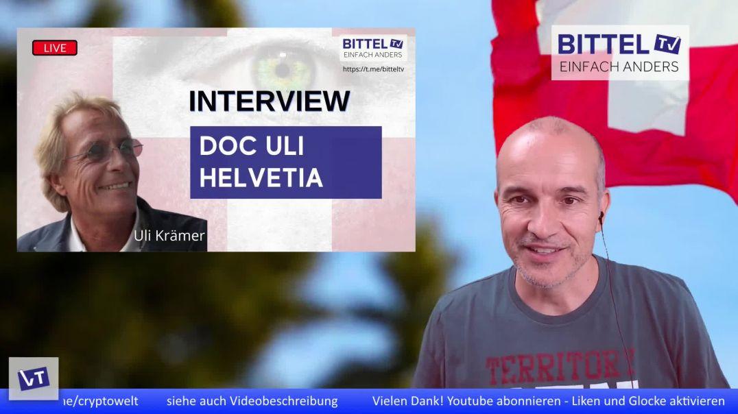 LIVE - Interview mit Uli Krämer - Doc Uli Helvetia