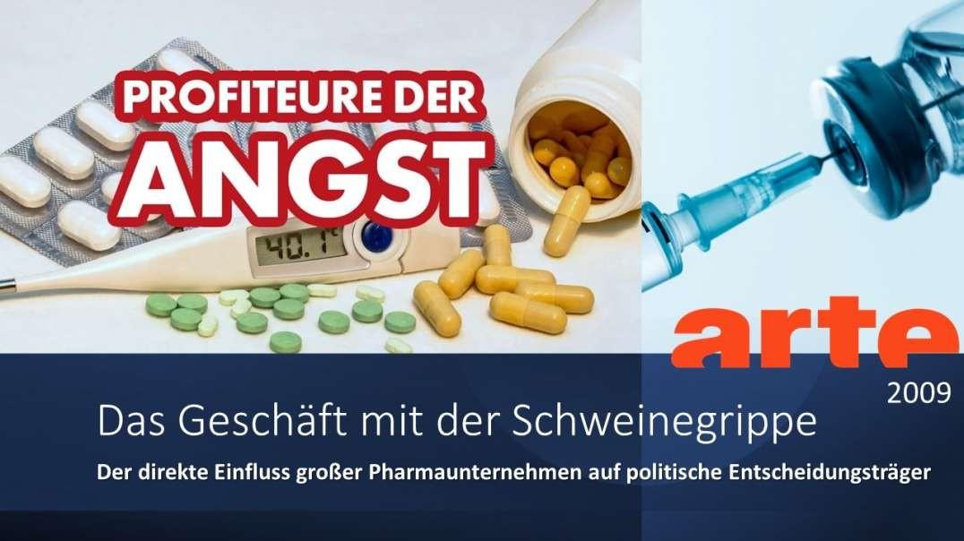 Profiteure der Angst - Das Geschäft mit der Schweinegrippe