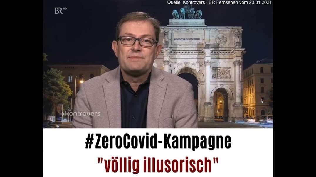 "ZeroCovid-Kampagne ""völlig illusorisch"" - Prof. Dr. Christoph Lütge"