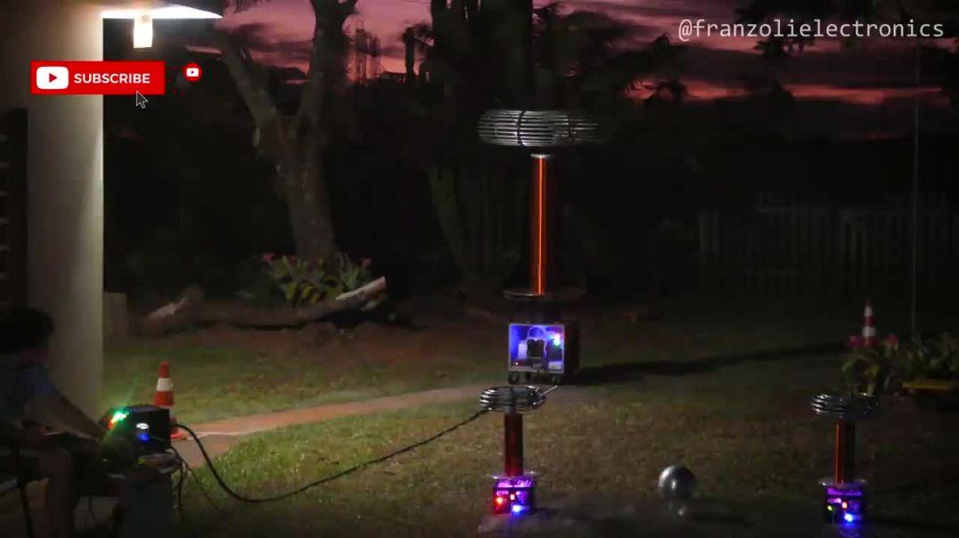 The Sound of Energy - Tesla