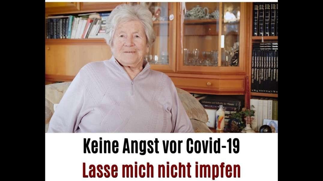 Betty Wiedemann 97 - Keine Angst vor COVID-19