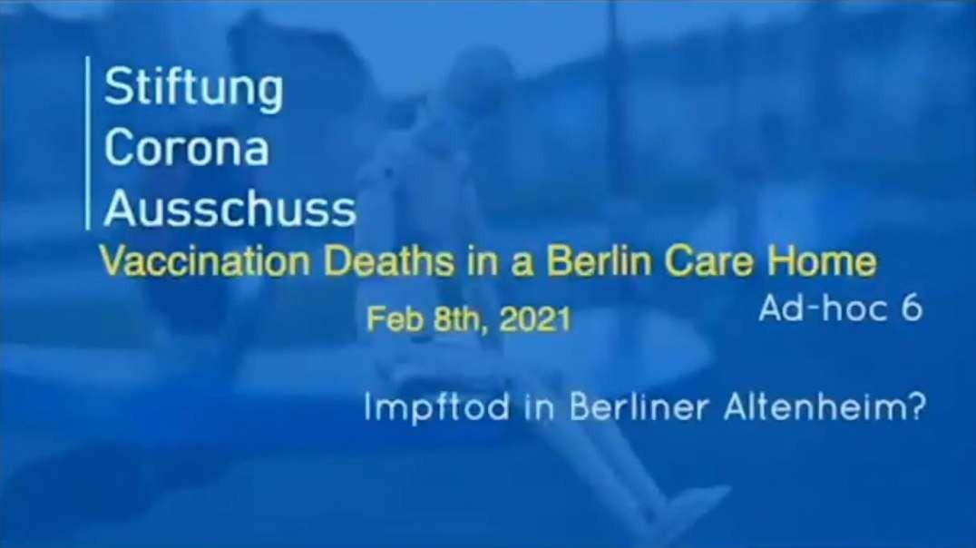 Whistleblower: Impftote im Altenheim? | Vaccination deaths in care home? [eng subtitles]
