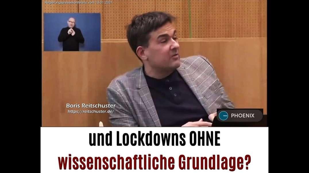 Lockdowns OHNE wissenschaftl. Grundlage?