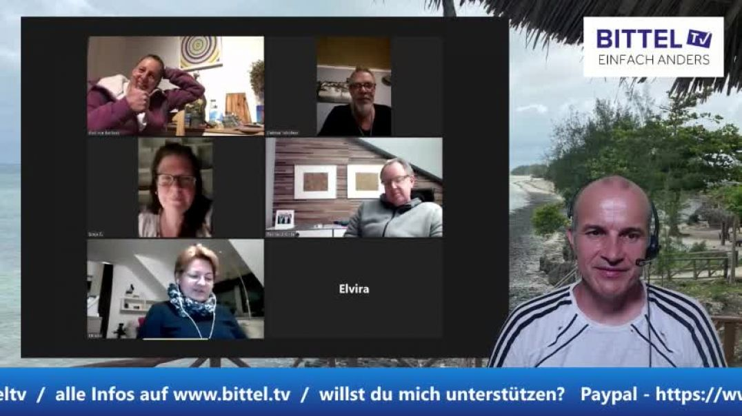 LIVE - Zoom mit Community - Test