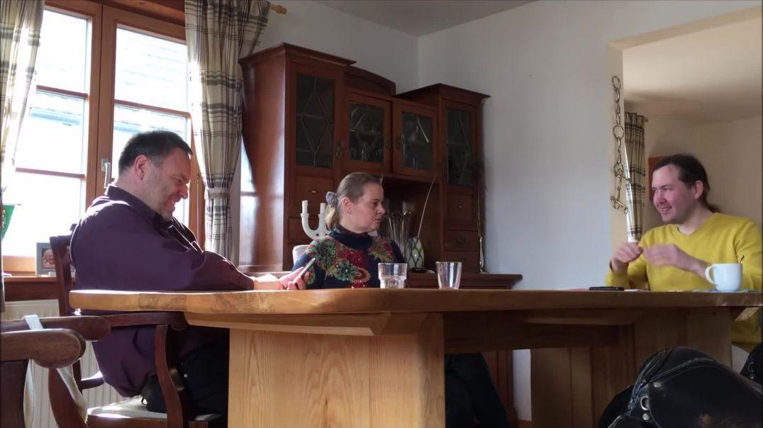 Dr. KONSTANTINA RÖSCH & Dr. ROMAN SCHIESSLER im Gespräch - Teil 3
