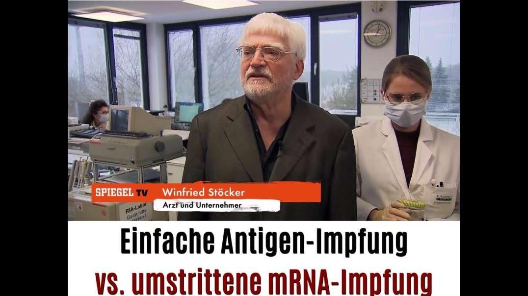 Impfskandal - Einfache Antigen-Impfung vs. umstrittene mRNA-Impfung