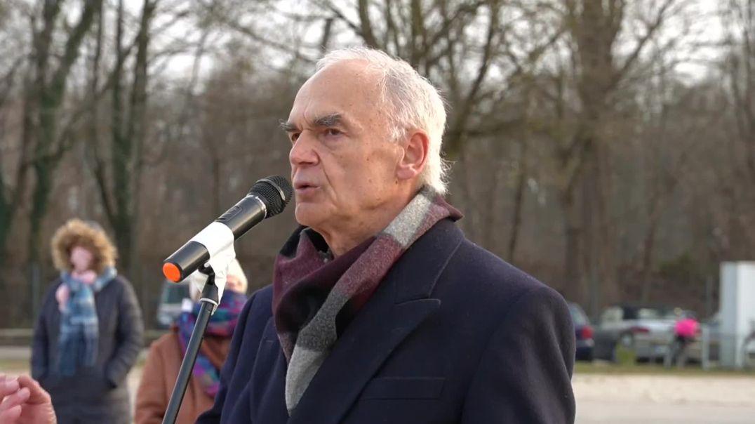Rechtsanwalt Krause - Ist Deutschland eine GmbH? Demo Olching 07.03.21