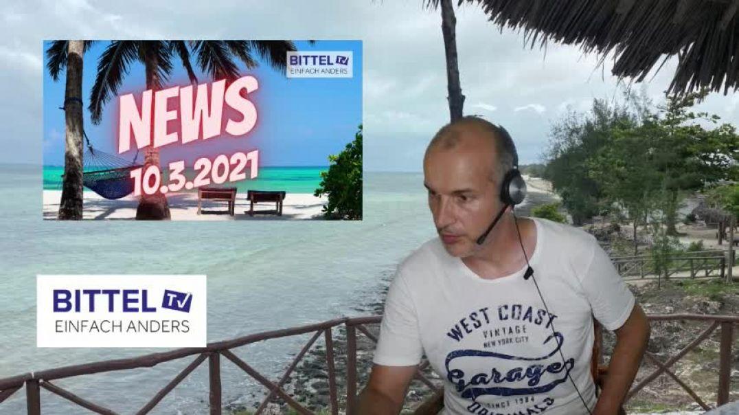 LIVE - News 21.3.2021