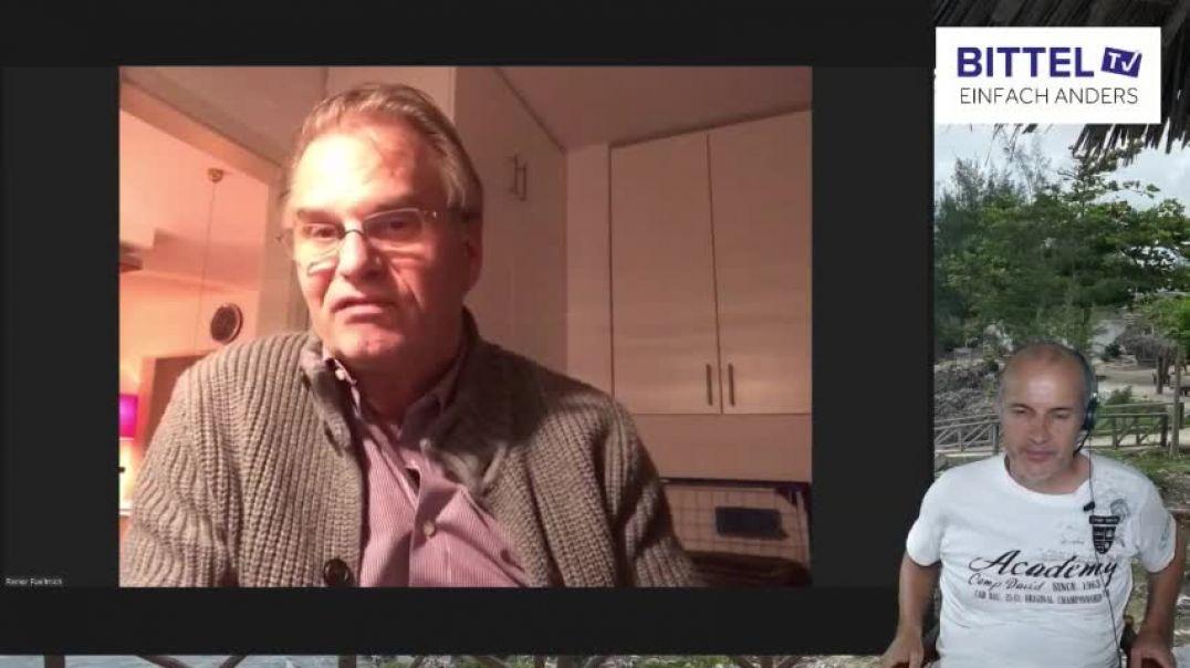 LIVE - Zusammenfassung mit Reiner Füllmich - Corona Ausschuss Sitzung 43